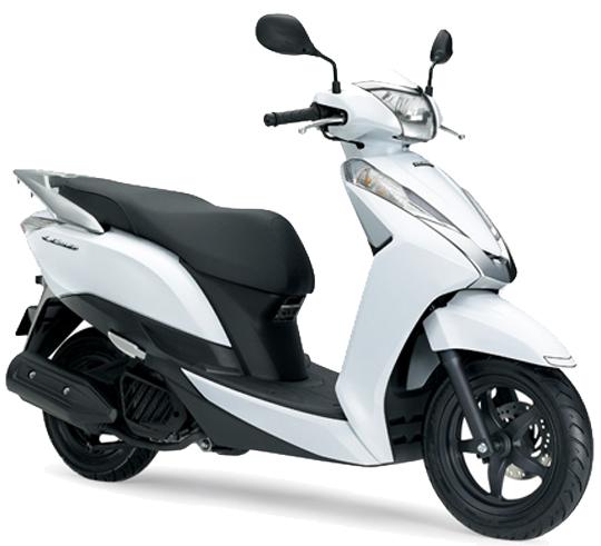 リード ホンダ バイク