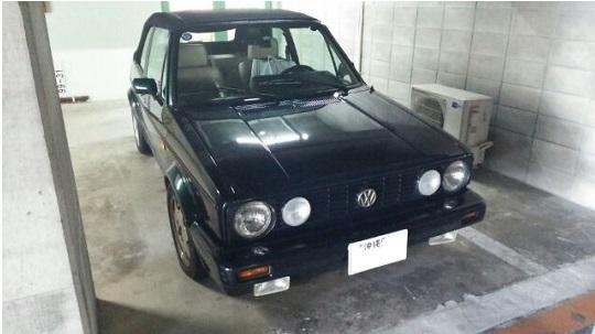 VW ゴルフ1992年製