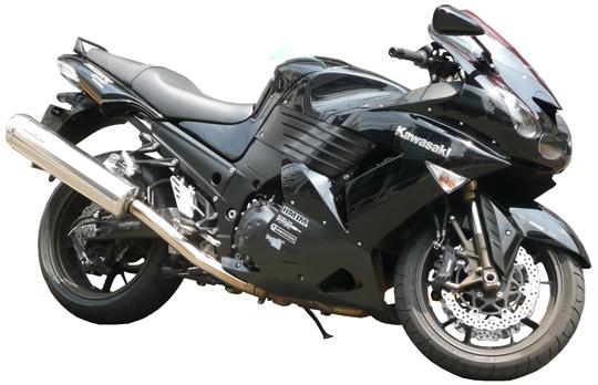 ZZR カワサキ バイク
