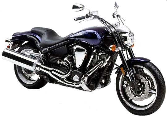 XV1600ロードスター ヤマハ  バイク