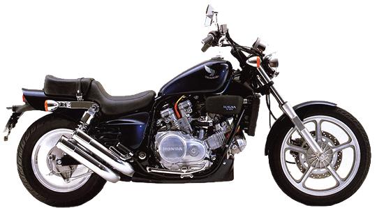 VF750Cマグナ ホンダ バイク