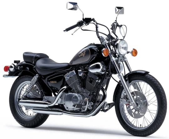 XV400ビラーゴ ヤマハ バイク