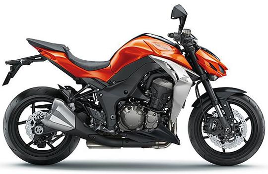 Z1000 カワサキ バイク