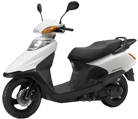 スペイシー ホンダ バイク