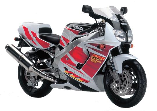 YZF750SP ヤマハ バイク