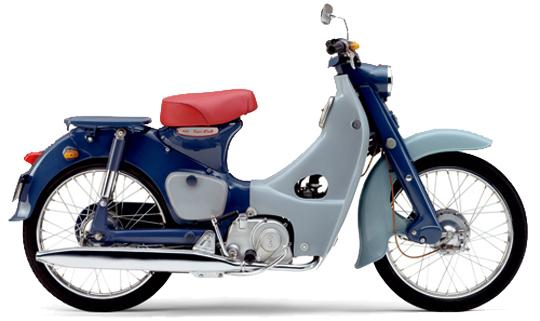 カブ ホンダ バイク