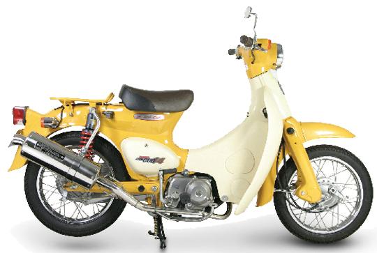 スーパーカブ ホンダ バイク