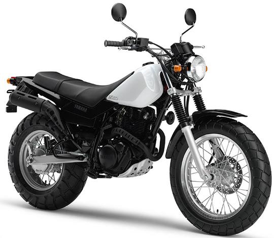 TW ヤマハ バイク