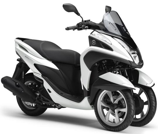 トリシティ ヤマハ バイク