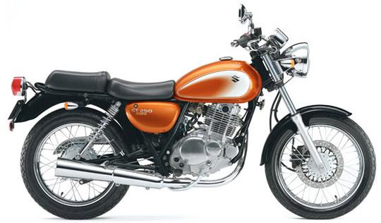 ST250E スズキ バイク