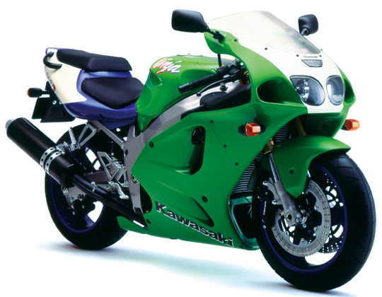 ZX-7R カワサキ バイク