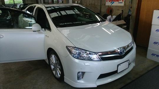トヨタサイ年式平成23年(2011)型式AZK10
