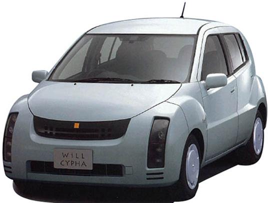 WILL Vi-トヨタ