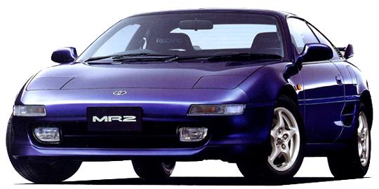 MR2-トヨタ