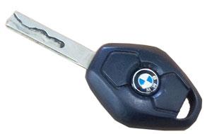 BMWの鍵を作る