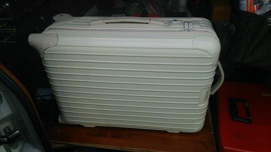リモアのスーツケース