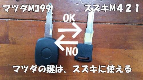 スズキ鍵の活用法